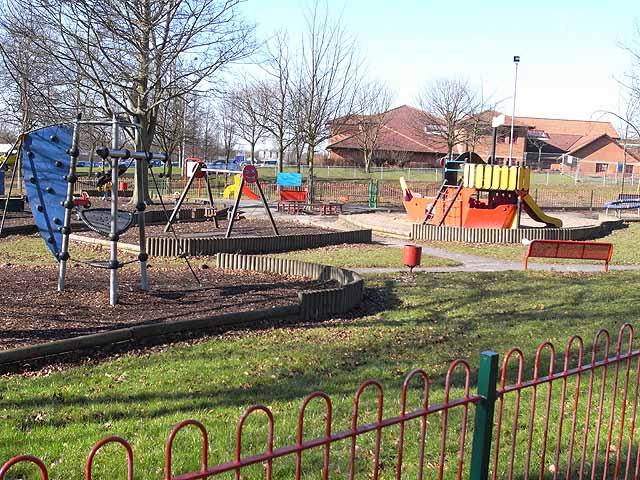 Playground, Cramlington