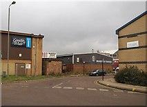 TQ2672 : Garratt Business Park by Derek Harper