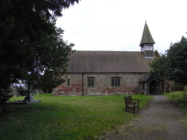 St Michael & All Angels, Martin Hussingtree