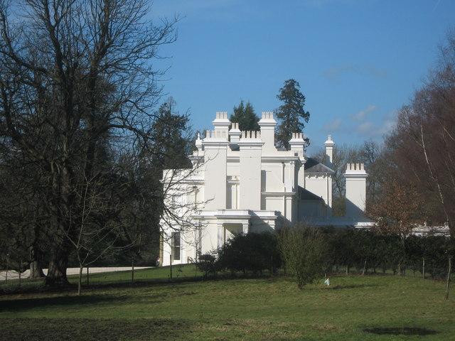 Ashurst Manor © David Anstiss :: Geograph Britain and Ireland