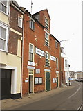 SY6778 : Harbour Master's Office, Weymouth by Roger Cornfoot