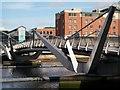 O1634 : The southern end of the Sean O'Casey Bridge by Eric Jones