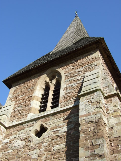 The Bell & Clock Tower St Peter's Church Stoke Bliss