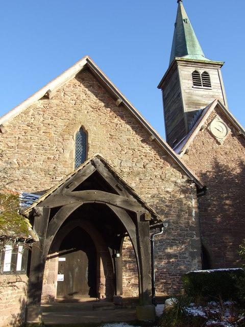 St Mary's Church Kyre