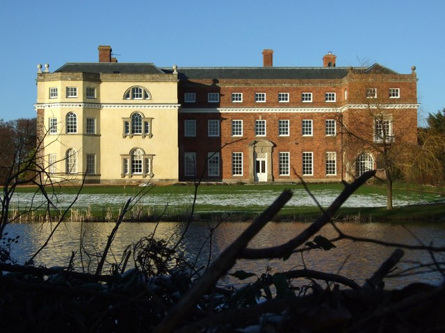 Looking Across To Kyre House