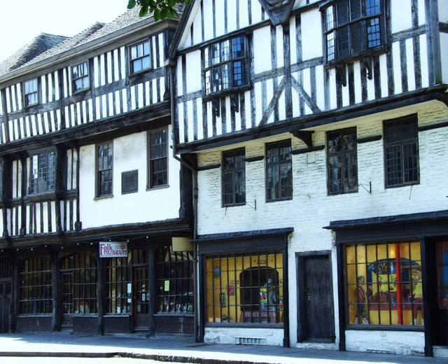 Folk Museum Westgate St Gloucester
