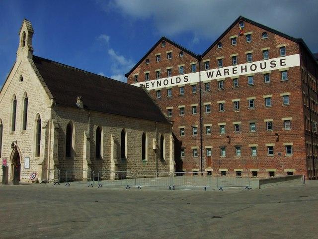 Reynolds Warehouse Gloucester Docks