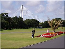 SD3317 : South Marine Gardens by Peter Teal