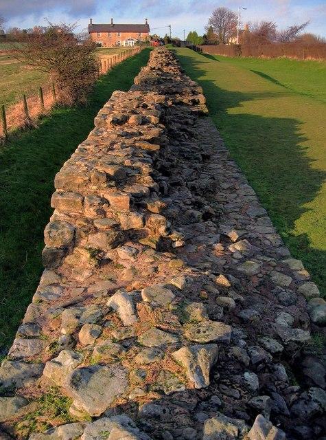 Hadrian's Wall, Heddon on the Wall