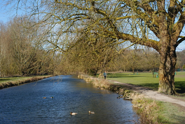 The Itchen Navigation, Winchester