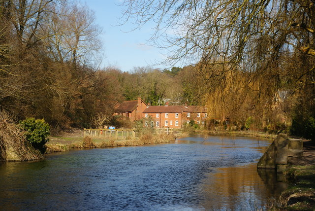 Along the Itchen Navigation, Winchester