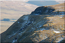 NT0612 : Careful - the A701 above Devil's Beef Tub by Jim Barton