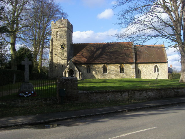 Church of St James the Great Aston Abbotts