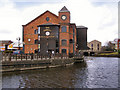 SD5705 : The Orwell, Wigan Pier by David Dixon