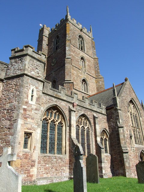 Dunster Parish Church