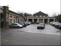 TQ2387 : Brent Cross Station by Nigel Cox
