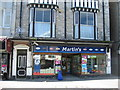 SZ0378 : Martin's Newsagents by Given Up
