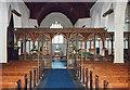 SX8050 : St Michael, Blackawton, Devon - East end by John Salmon