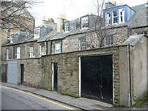 NT2572 : Houses in Roseneath Place, Marchmont by kim traynor