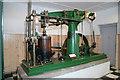SJ9483 : Anson Museum, beam steam engine by Chris Allen