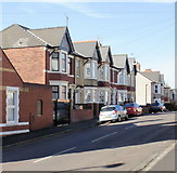 ST3288 : Somerset Road, Newport by Jaggery