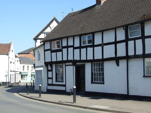 No 1 Market Street Tenbury Wells