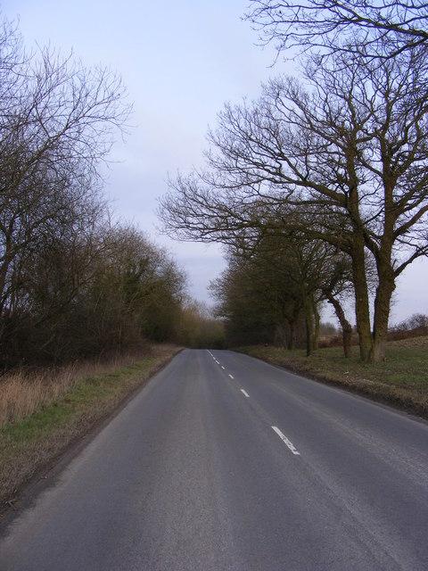 A1120 Badingham Road