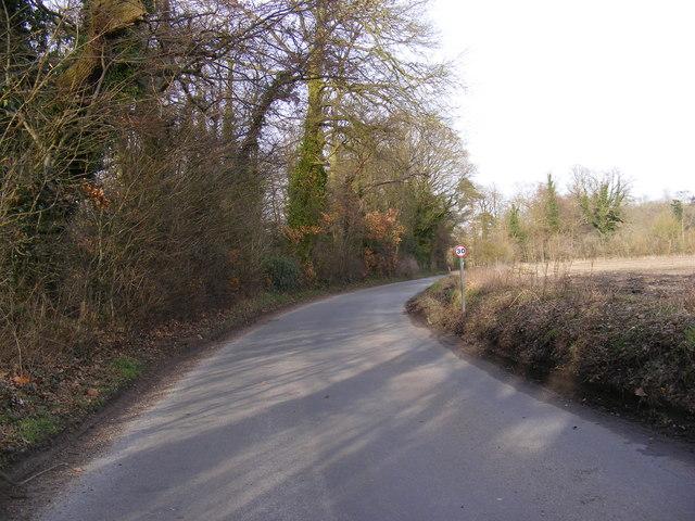 Wash Lane, Sibton