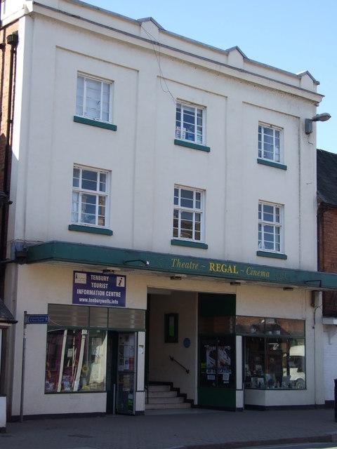 The Regal Cinema Tenbury Wells