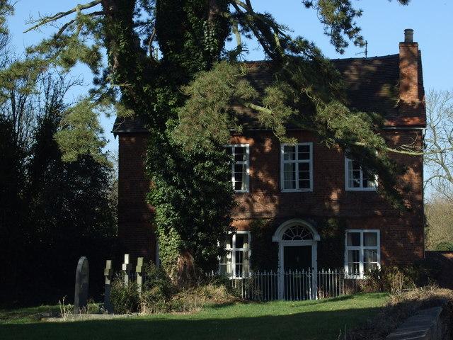 The Rectory St Mary's Church Tenbury Wells