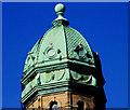 J3374 : The Scottish Provident Building, Belfast (detail) (5) by Albert Bridge