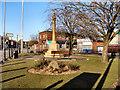 SD8107 : Unsworth Pole Memorial Garden by David Dixon