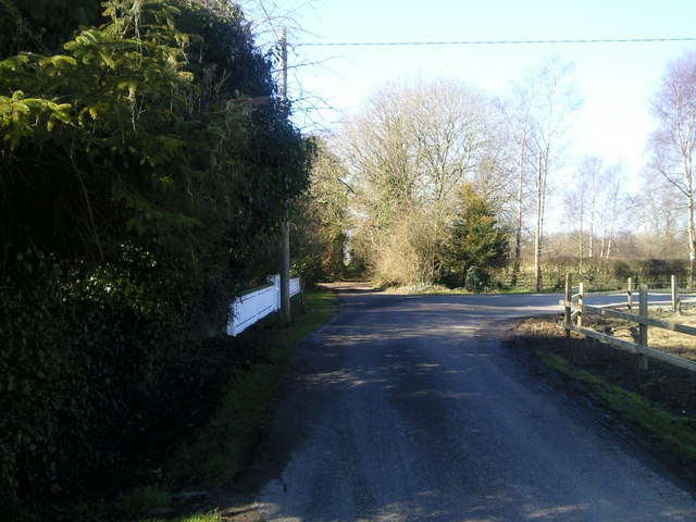 Fleenstown Road, Co Meath