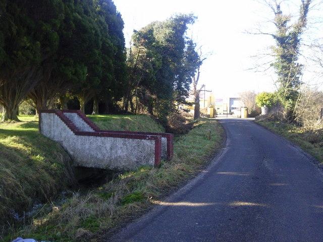 Small bridge, Co Meath