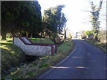 O0648 : Small bridge, Co Meath by C O'Flanagan