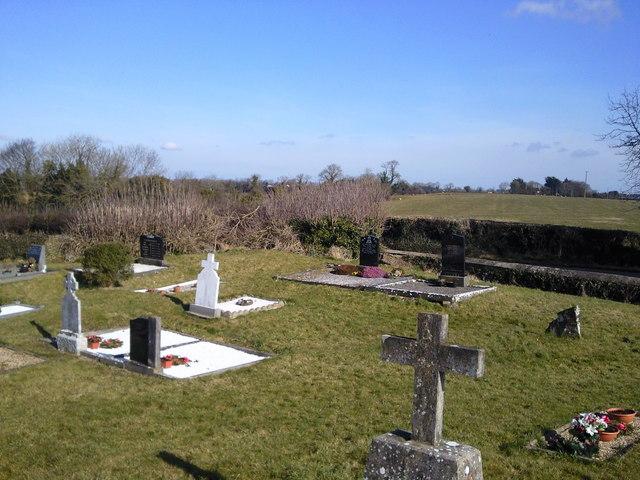 Kilbride Old Graveyard, Co Meath