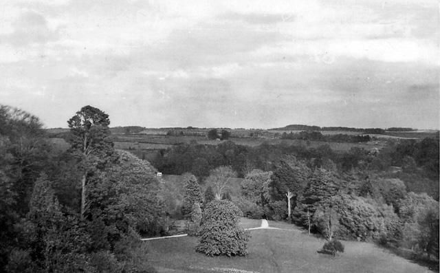 View from Bryanston School
