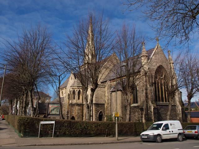 The Polish Roman Catholic Church in Putney