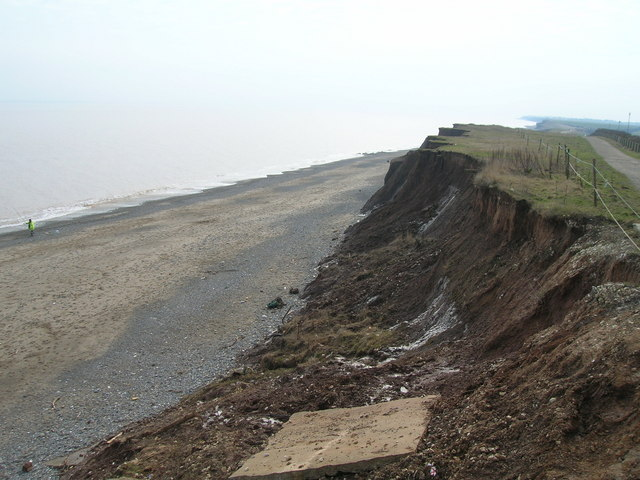 Tunstall Cliffs