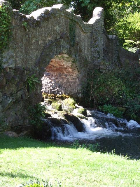 Lovers' Bridge, Dunster