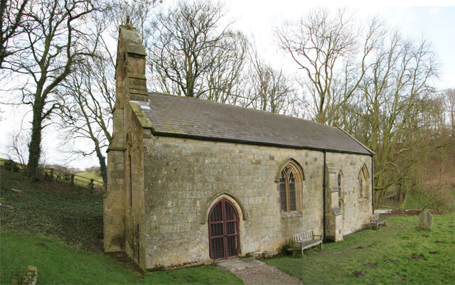 St Ethelburga's Church: Great Givendale