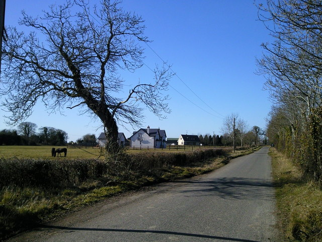 Country Road, Glascarn, Co Meath