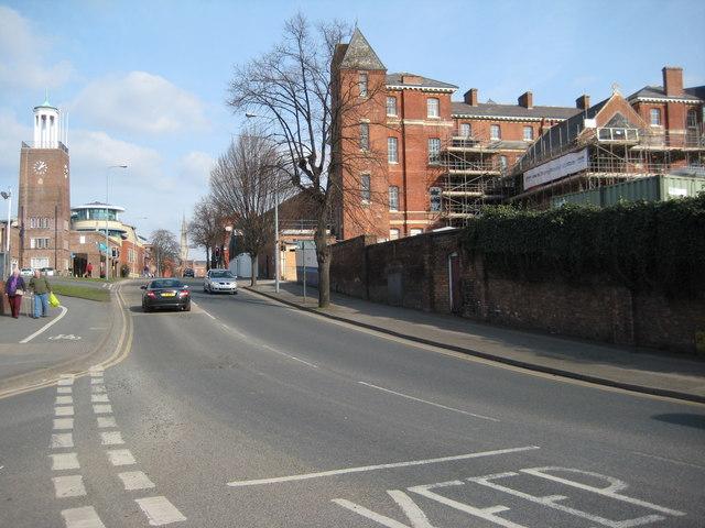 Castle Street, Worcester