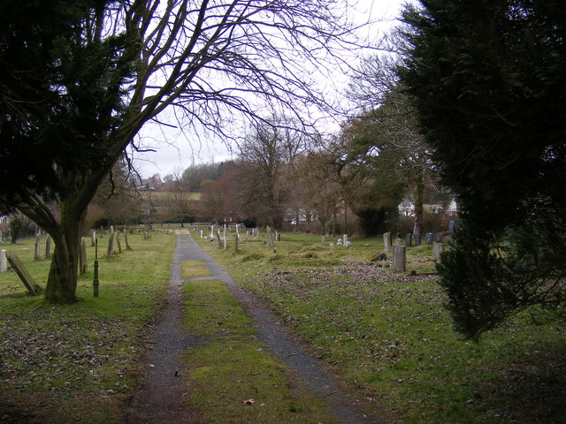 Peasenhall Cemetery