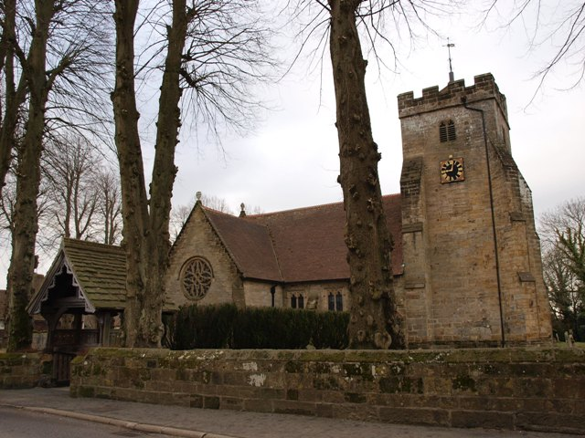 Maresfield Church