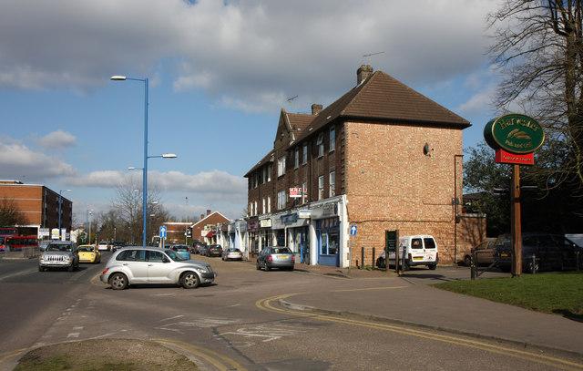 High Street, Potters Bar