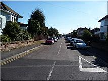 SZ0894 : Bournemouth : Winton - Greenwood Road by Lewis Clarke