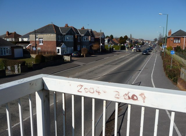 Bournemouth : Boundary Road