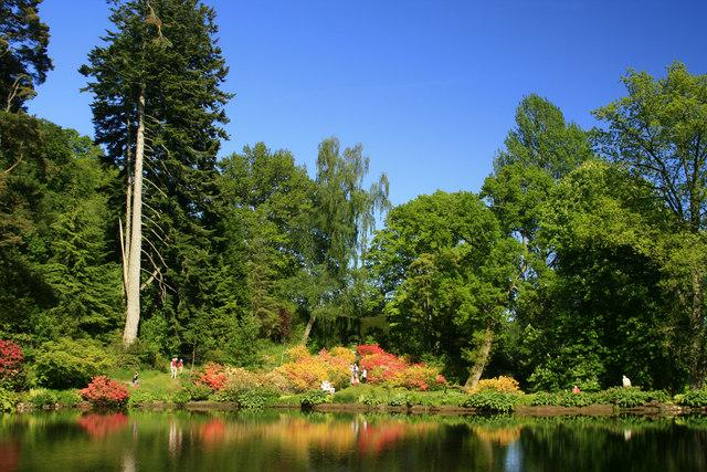 Cortachy Castle Gardens