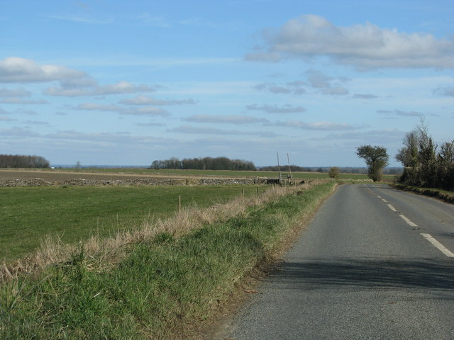 Road to Acton Turville